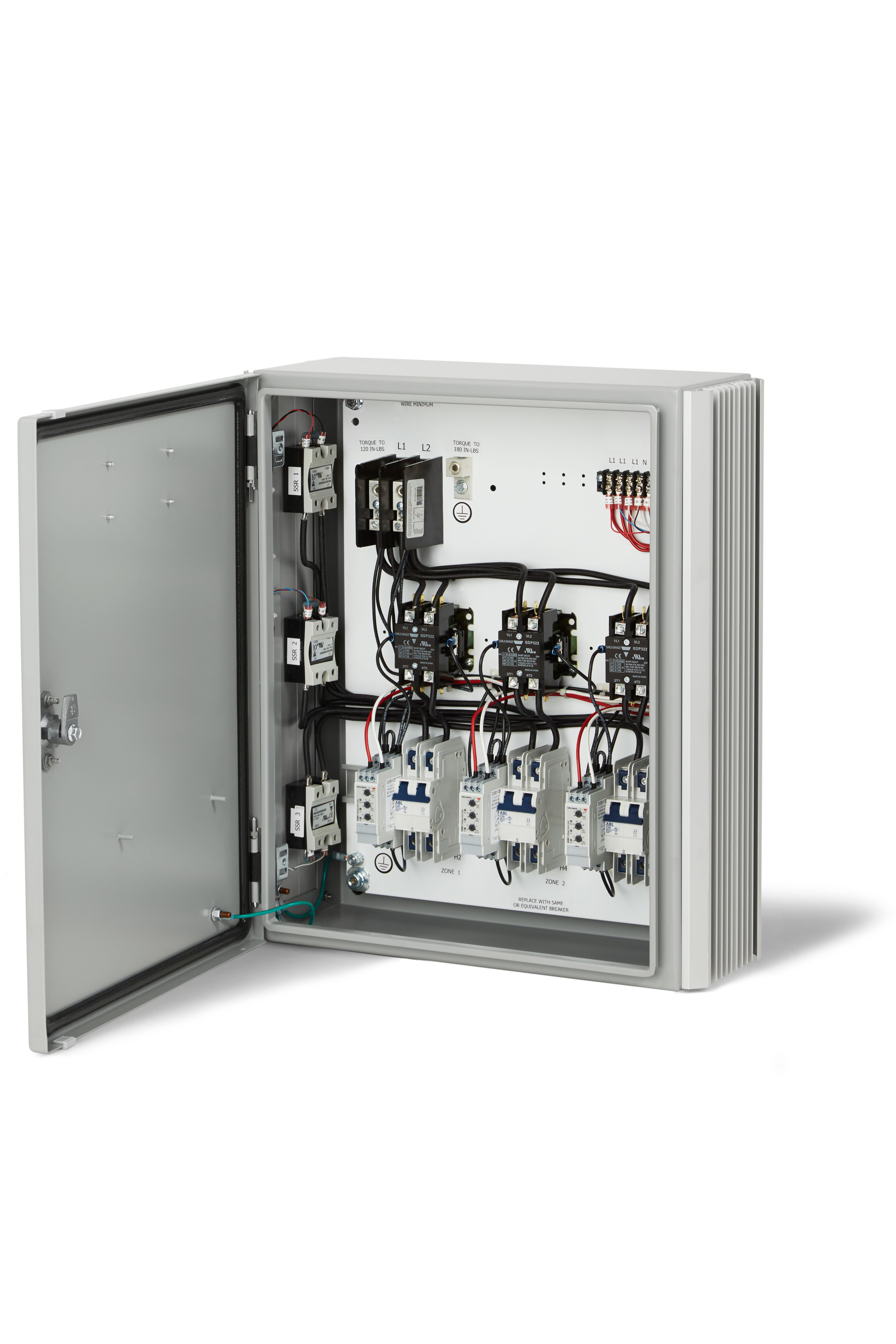 Controls Images Infratech Official Site Solid State Relay Dimmer Timer