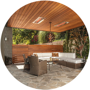 Wd Series Infrared Dual Element Outdoor Heaters Infratech