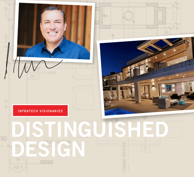 Patterson Custom Homes prioritize products that offer turnkey technological innovation, reliable performance and zero maintenance.