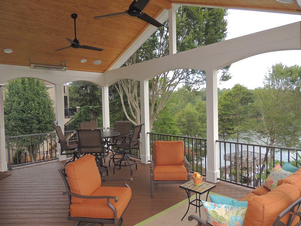 Exterior Additions Porch - North Carolina