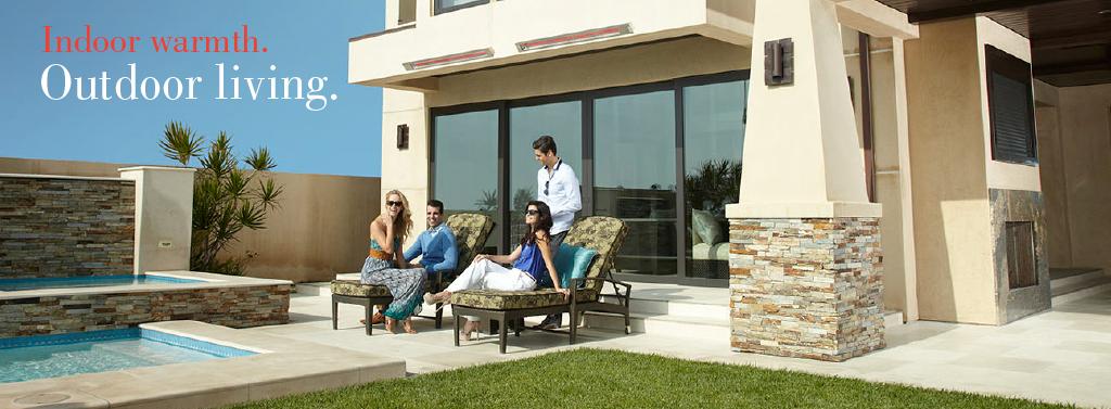 Indoor Warmth Outdoor Living