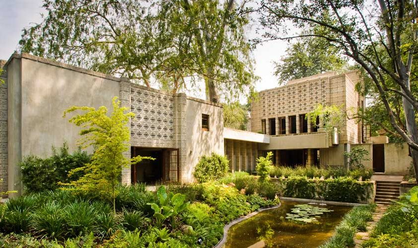 Own a frank lloyd wright home infratech official site for Frank lloyd wright river house