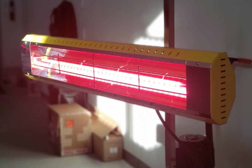 Our short wave system Model Speed Ray 2 provides premium, infrared curing for all shop needs.