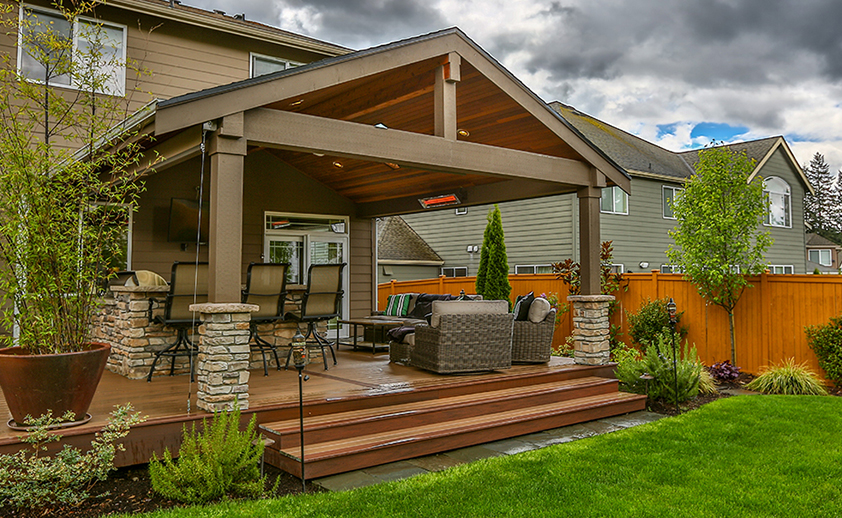 Outdoor Design Spotlight Timberline Patio Covers Infratech